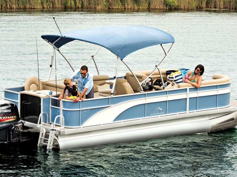 Pontoon Boats For Sale Near State College And Harrisburg PA And - Picnic table boat for sale